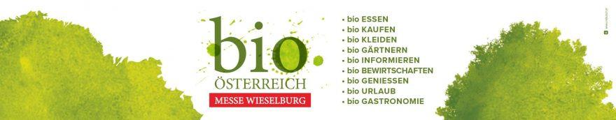 BioBalkan auf der bio Österreich in Wieselburg 2019